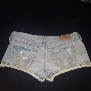 Women's Holister Jean Shorts